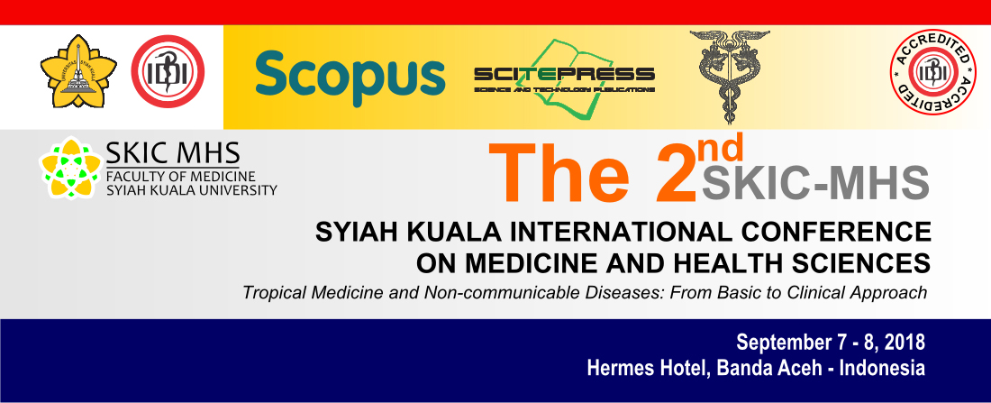 The 2nd Syiah Kuala International Conference on Medical and